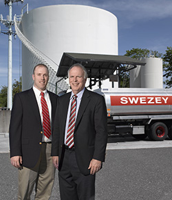 Swezey: a family-owned business