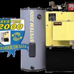 System 2000 boiler