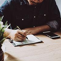 Checklist planning