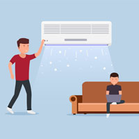 Upgrade your window A/Cs with a ductless mini-split system